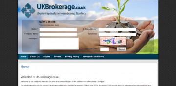 UK Brokerage