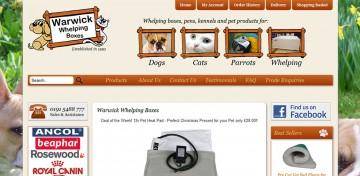 Warwick Whelping Boxes