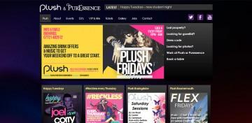 Plush Lounge Bar